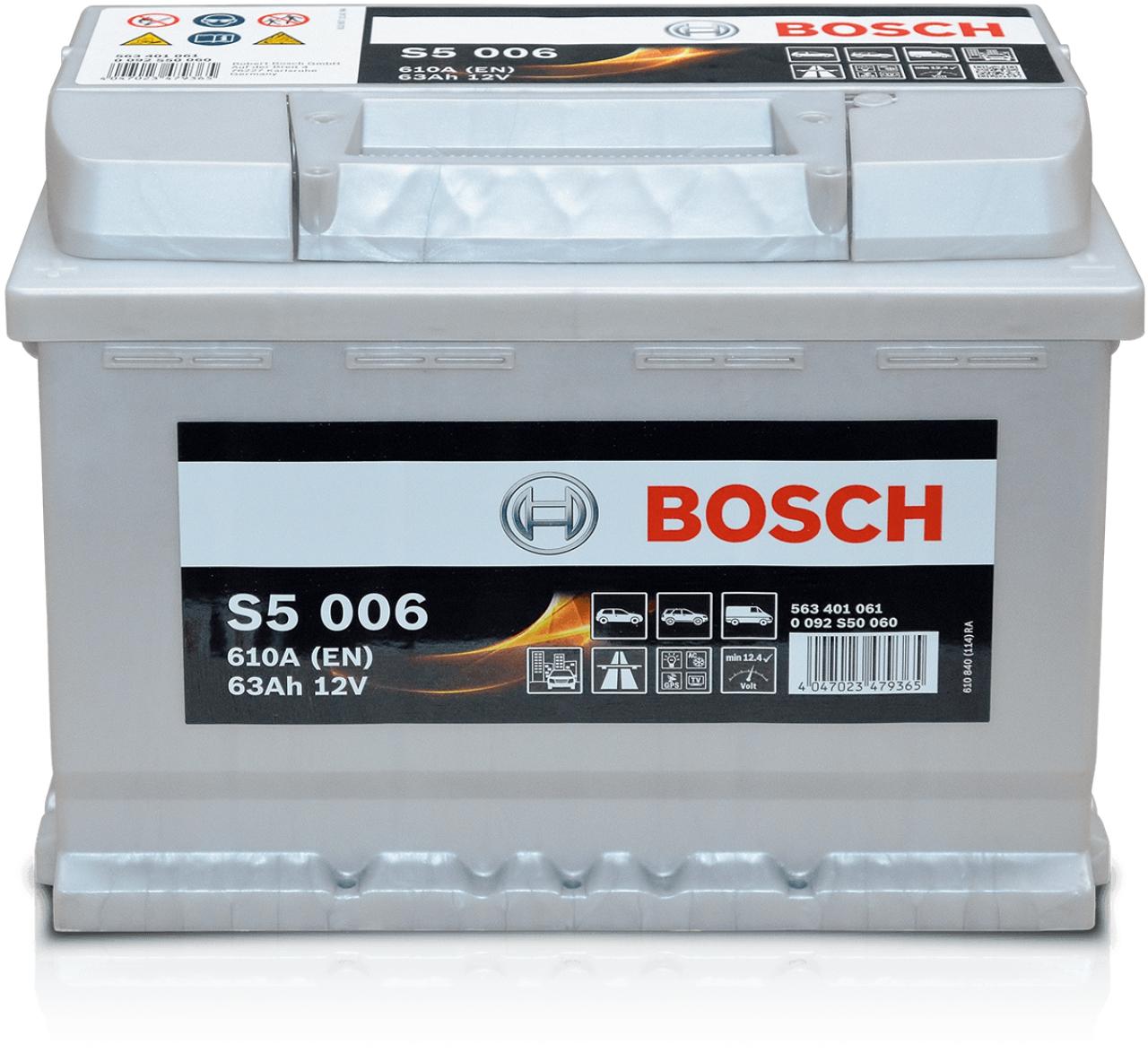 Bosch S5 006