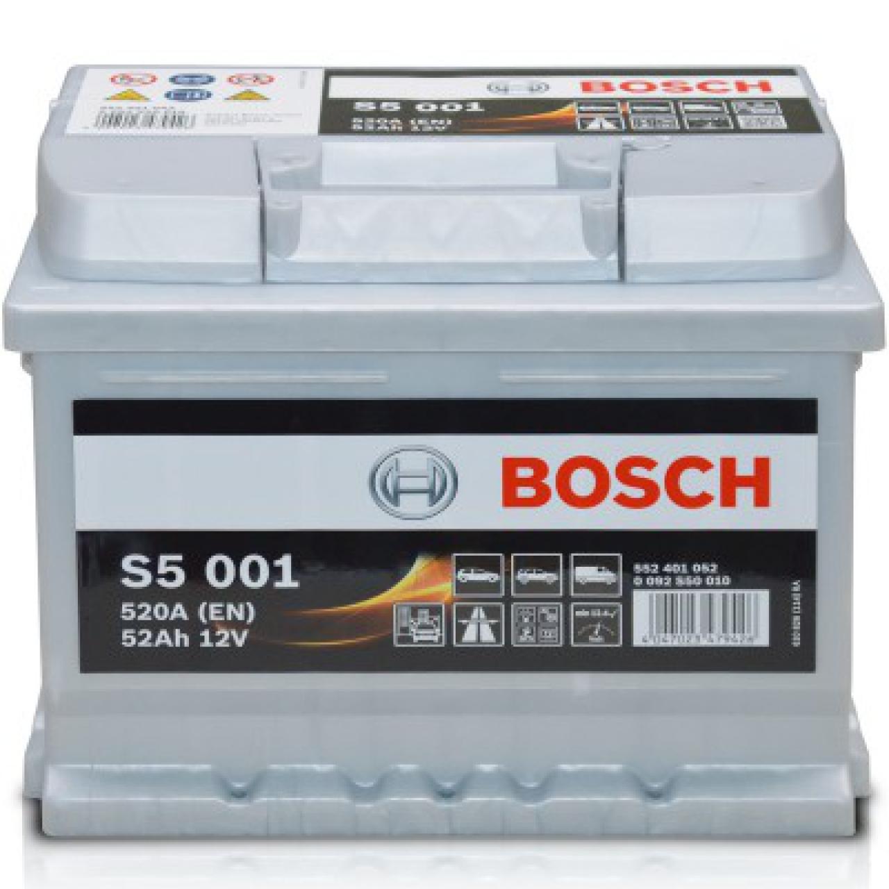 Bosch S5 001