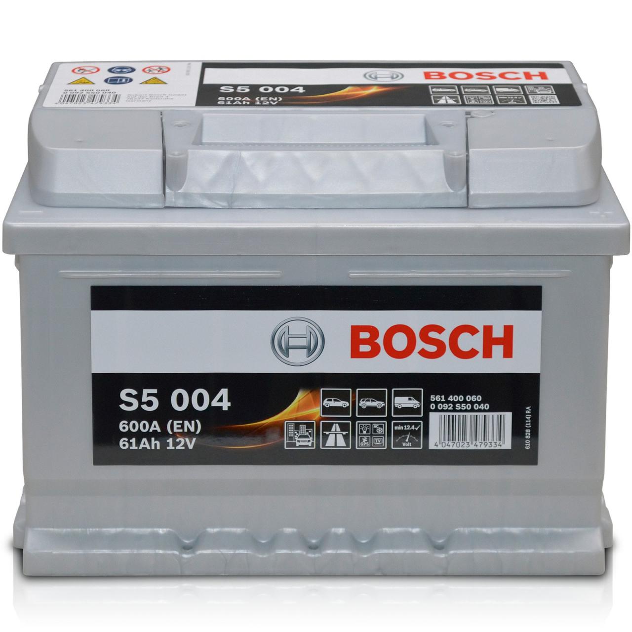 Bosch S5 004